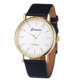 Zegarek klasyczny Geneva czarny